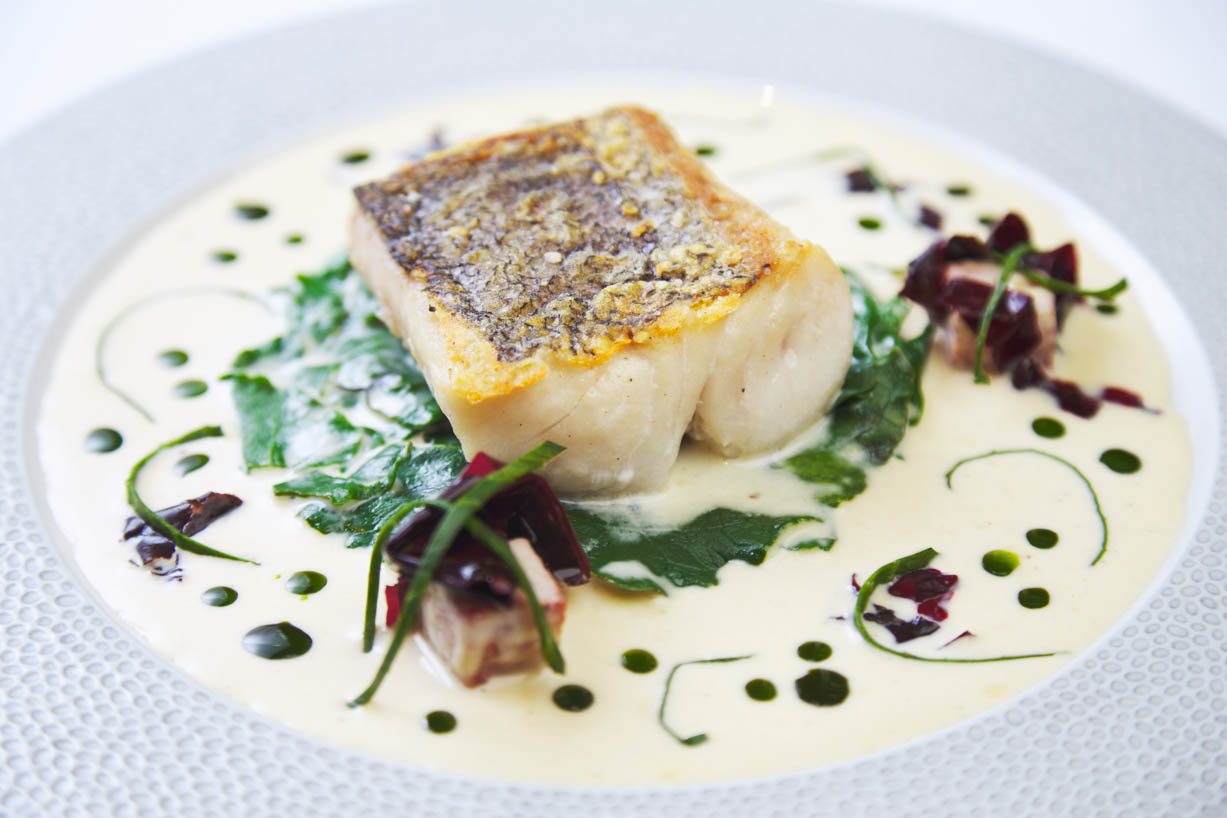 homegreenes-seared-hake-fillet-sea-vegetables-smoked-sausage-bonito-cream-seaweed-06.jpg