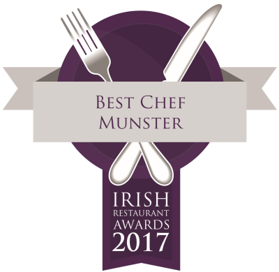 Best Chef Munster - Irish Restaurant Awards